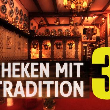Theken mit Tradition30
