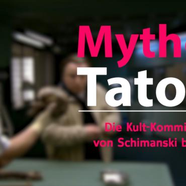 Titel Mythos Tatort0